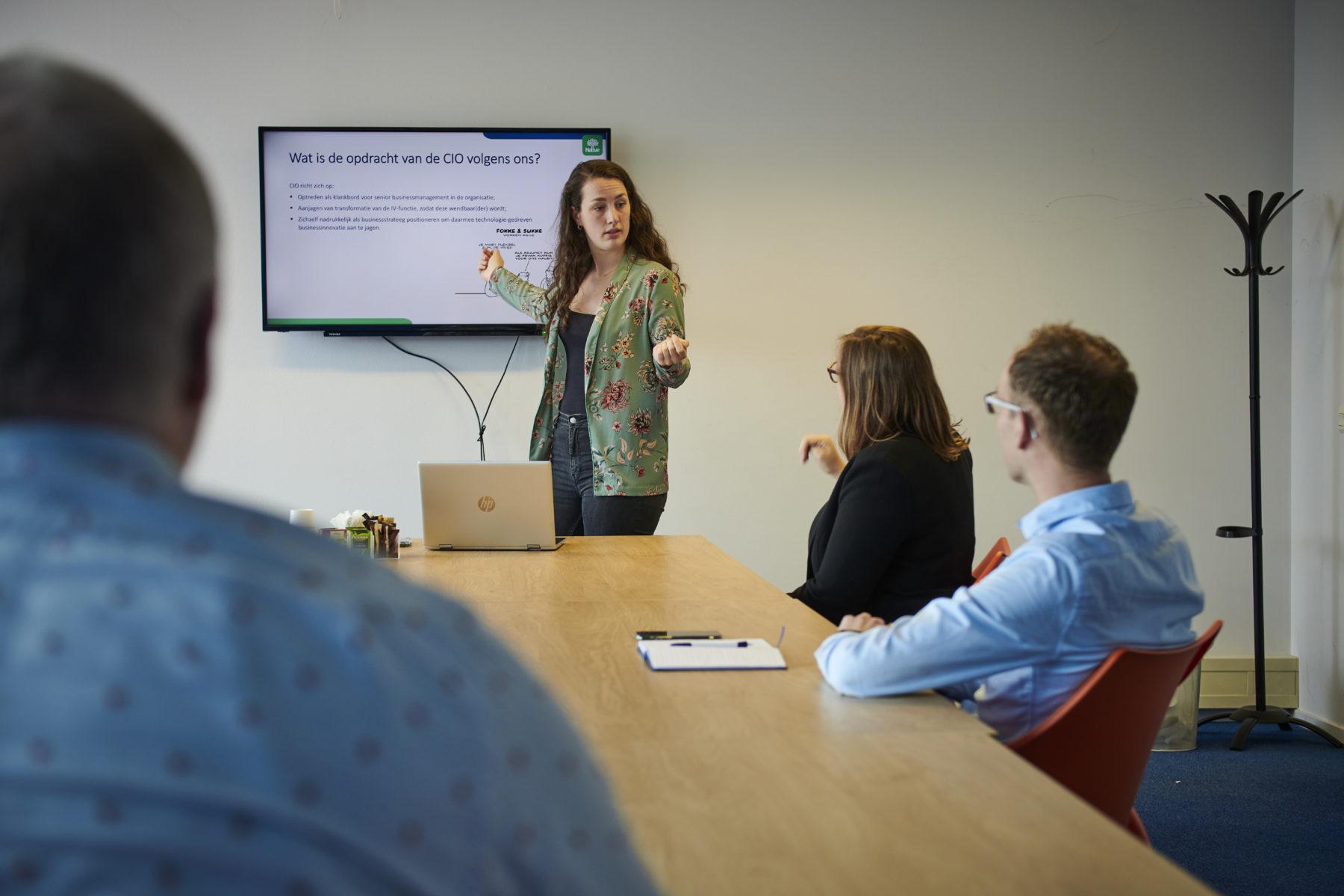 Young Professional ICT/informatiemanagement voor het publieke domein