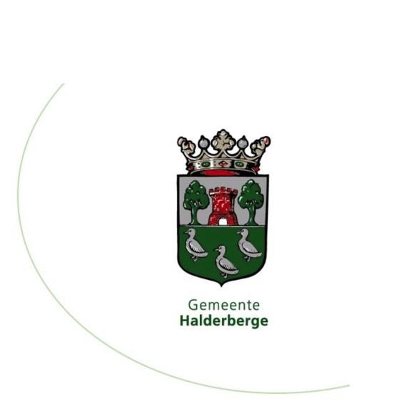 Nieuw meerjarig informatiebeleid bij gemeente Haldeberge