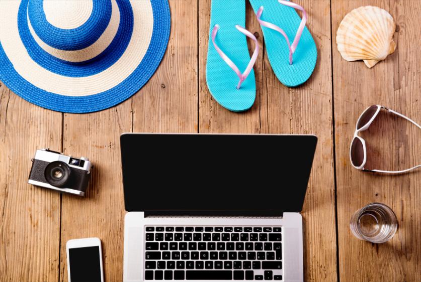 Top 5 vakantie-bezinnings-onderwerpen