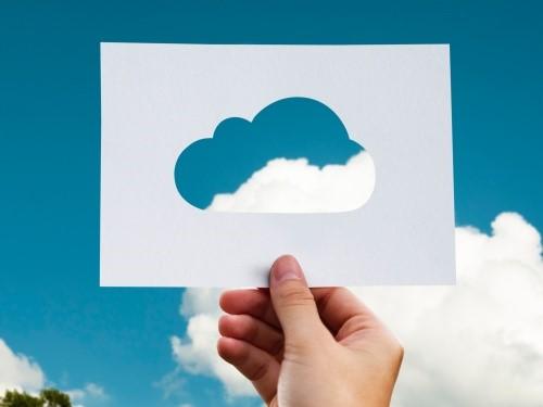 Succesvol naar de cloud regel je aan de voorkant